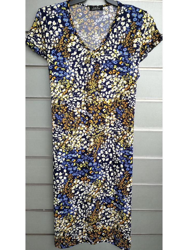 vestido pico doble manga 2