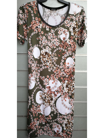 vestido basico v7004