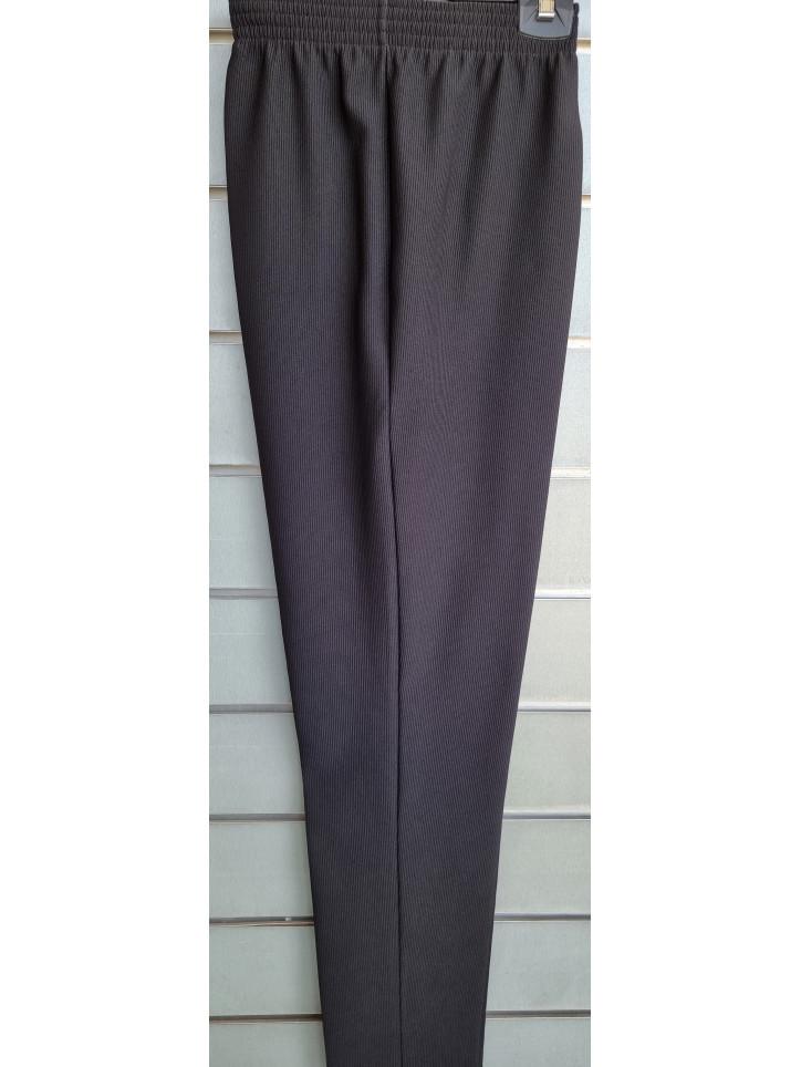 pantalon goma canutillo sin bolsillos