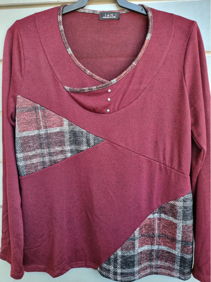 suéter baguilla IV0822