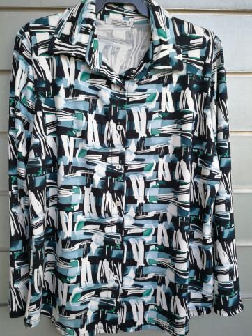 camisa botones mod.458-1