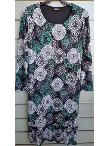 vestido doble capa IV0827