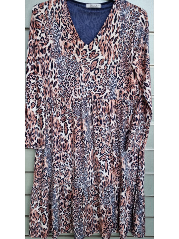 vestido ibicenco mod.813-1