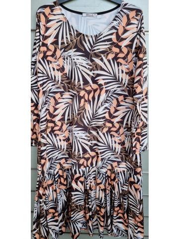 vestido tablas mod.816-1