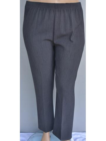 pantalon goma crepe