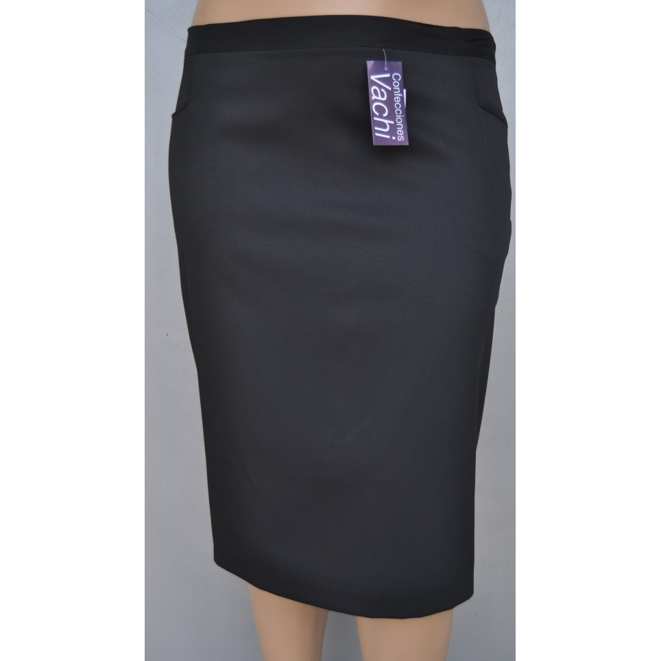 falda bolsillo bioelastico