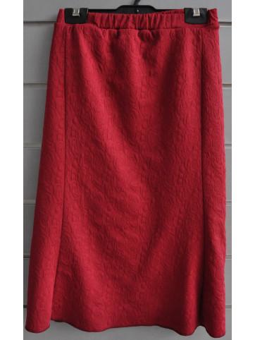 Falda liso 7 quillas