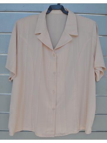 camisa manga corta v022