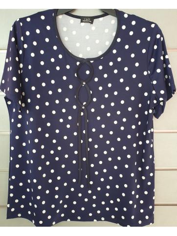 camiseta lazo v0320