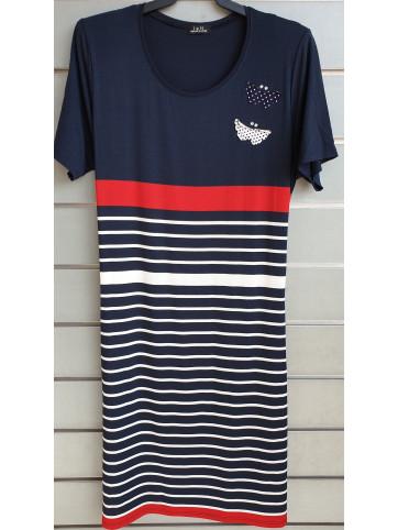 vestido marinero v0347