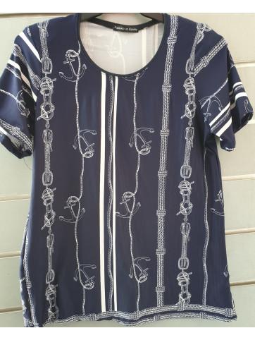 camiseta basica v8017