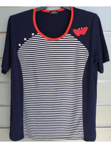 camiseta v0368