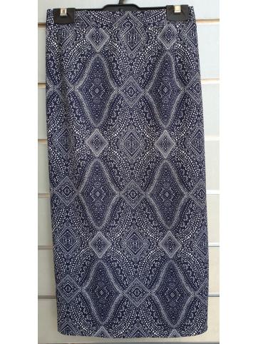 falda goma estampado 2