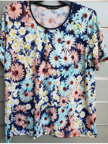 camiseta basica v8027
