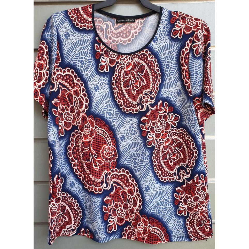 camiseta basica v8031