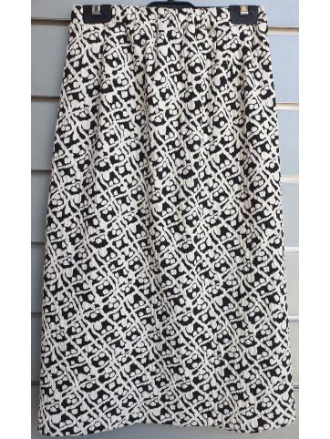 falda goma invierno