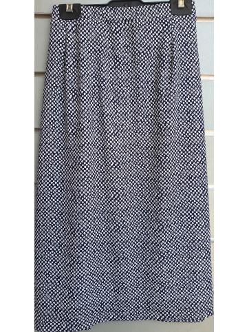falda goma estampada 4