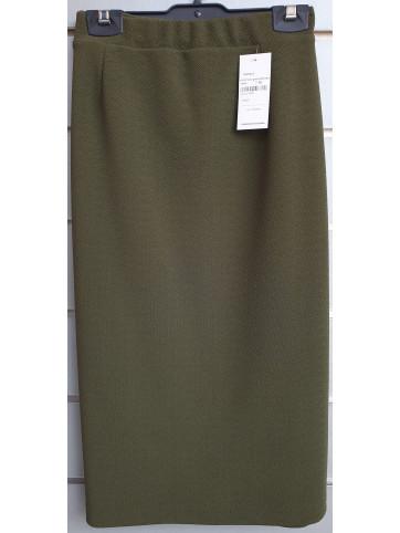 falda goma liso