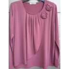 suéter liso mod.421
