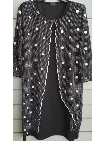 conjunto vestido IV-0410