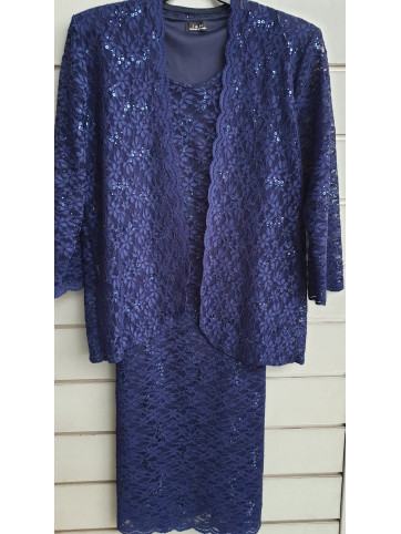 conjunto vestido IV-0420