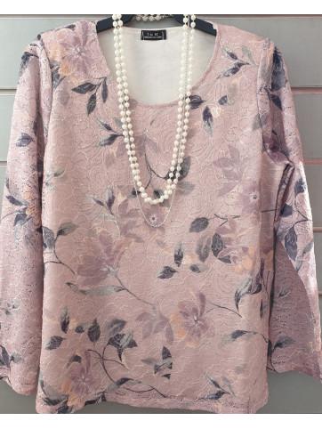 suéter blonda IV-0426