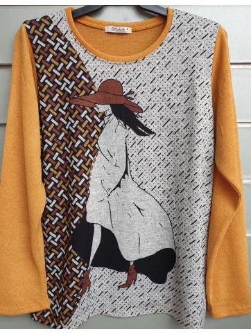 suéter baguilla mod.429