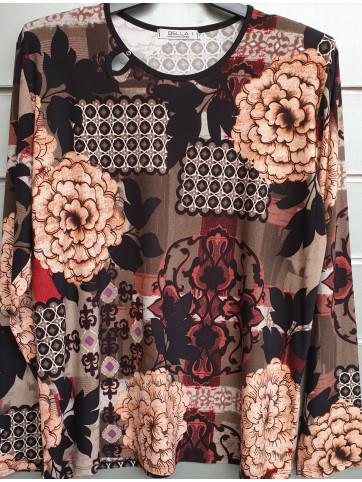 suéter lágrima mod.400-1