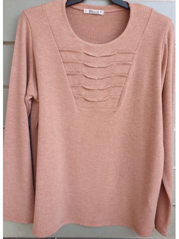 suéter baguilla mod.436