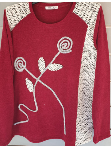 suéter baguilla mod.434