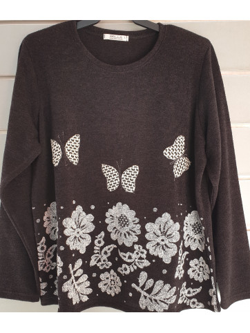 suéter baguilla mod.438