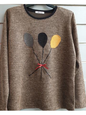 suéter mod.447