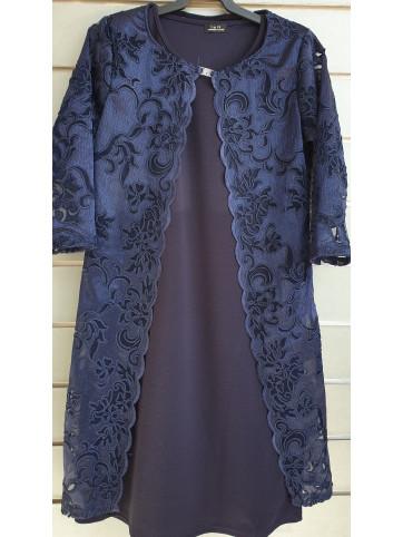 conjunto vestido v0524