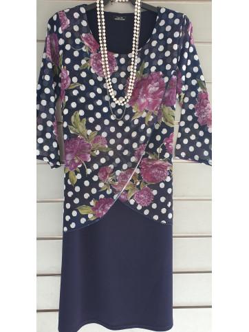 vestido V0533
