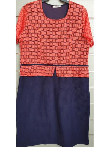 vestido blonda mod.512/1