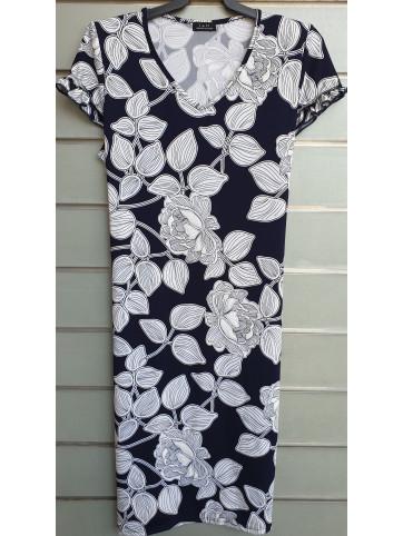 vestido pico v0166