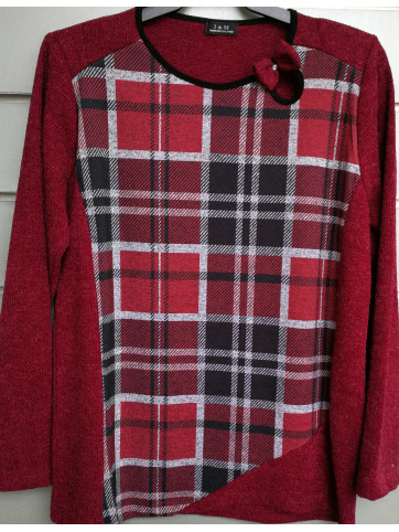 suéter baguilla mod.616