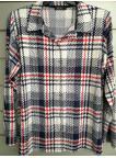 camisa botones V0722