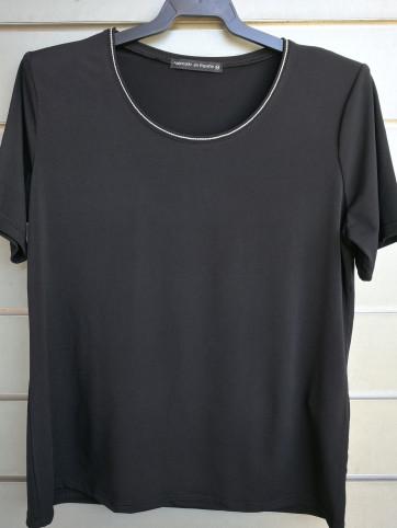 camiseta basica lisa v7000