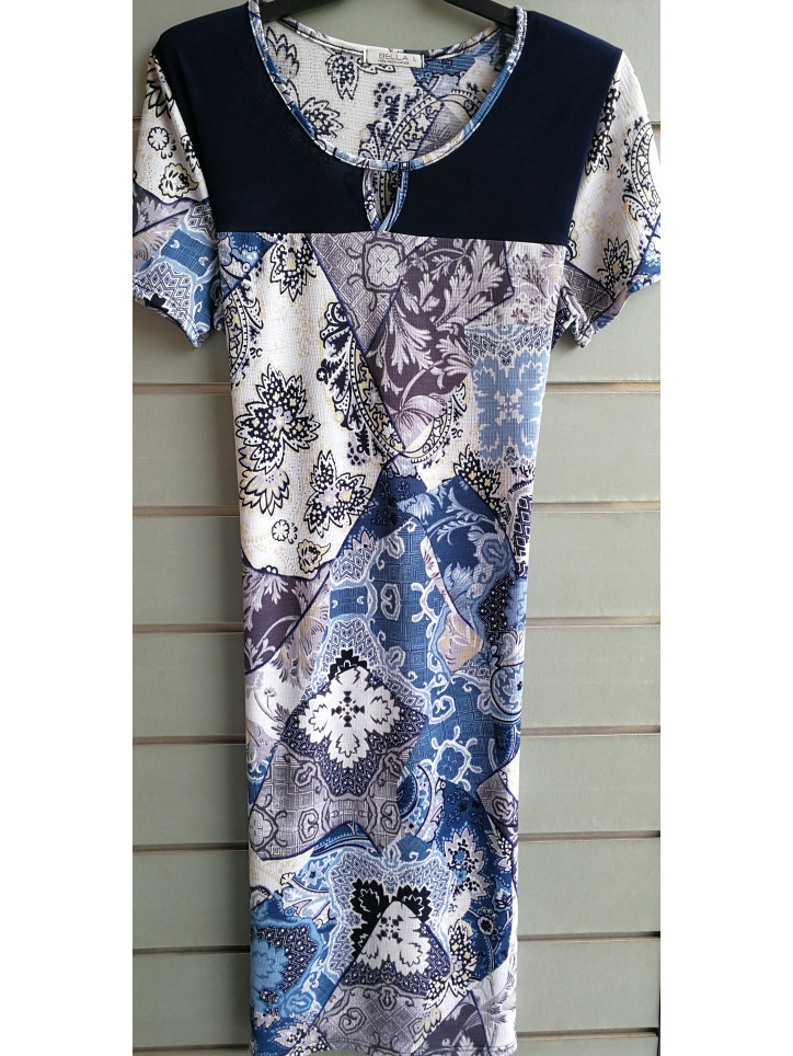 vestido mod724