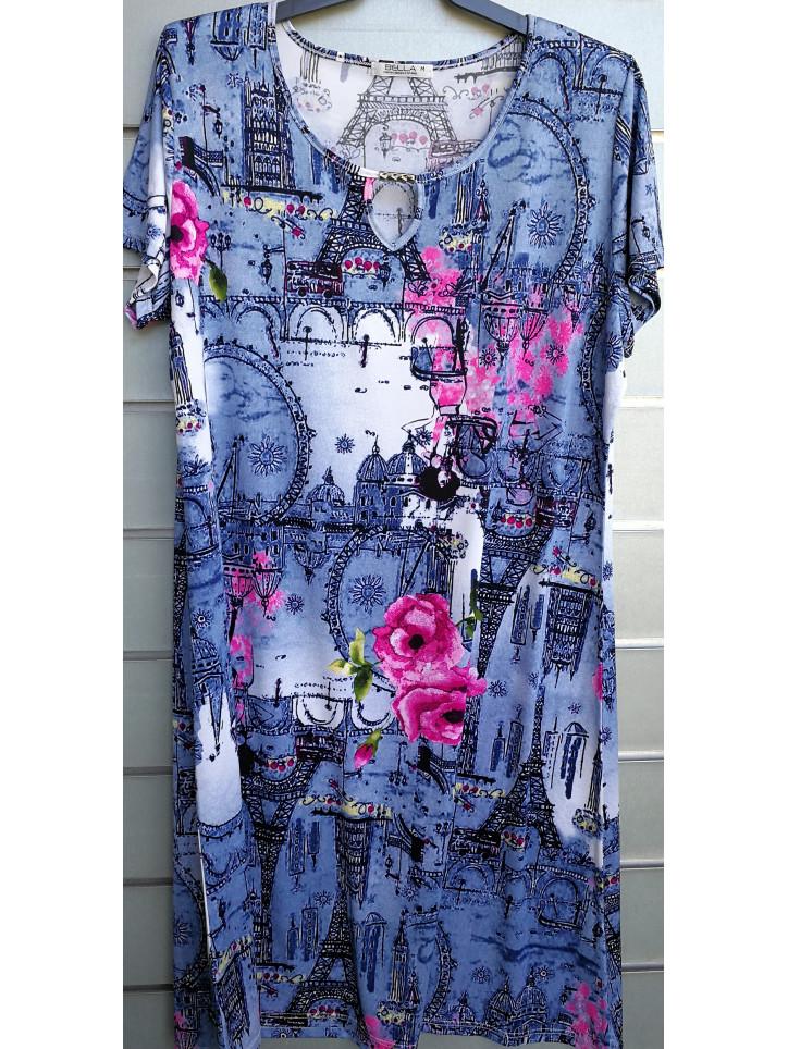 vestido mod716