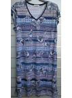 vestido doble manga v7001