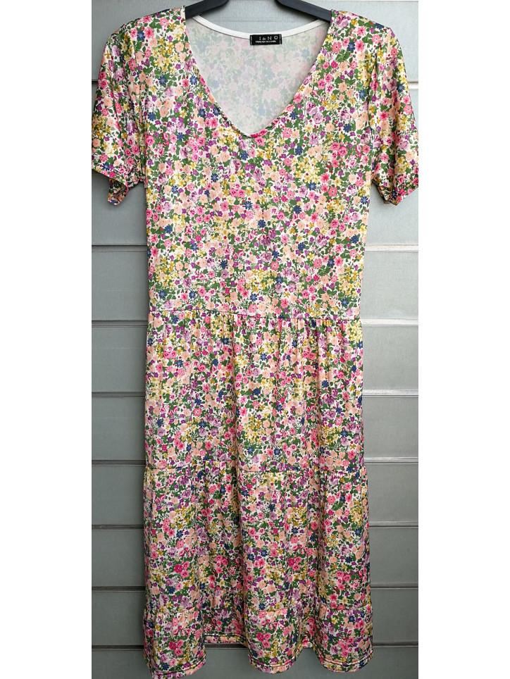 vestido ibicenco v0755