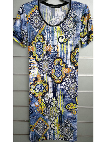 vestido basico v7003